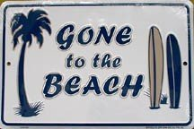 GONE_TO_THE_BEACH_sign_Wood_Signs